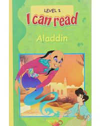 I Can Read Aladdin Level 2