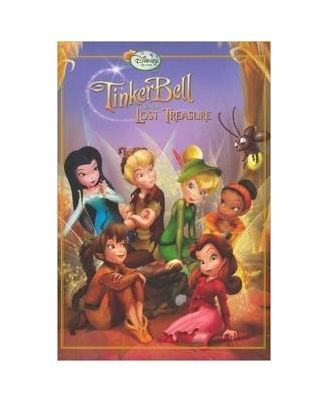 Disney Fairies Tinker Bell And The Lost Treasure