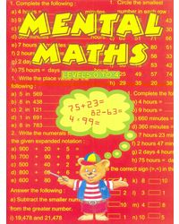 Mental Maths Bindup: Level 0- 4