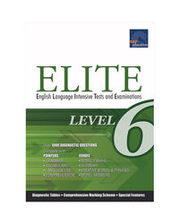 Sap Elite English Language Intensive Tests And Examinations Level 6