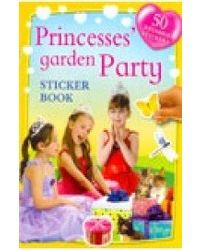Princesses' Garden Party (Sticker Fun)