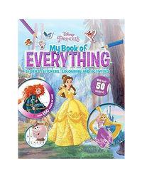 Disney Princess My Book Of Everything