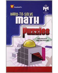 Hard- To- Solve Math Puzzles