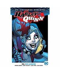 Harley Quinn (2016- ) Vol. 1: Die Laughing