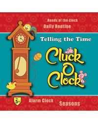 Cluck O' Clock Telling The Time
