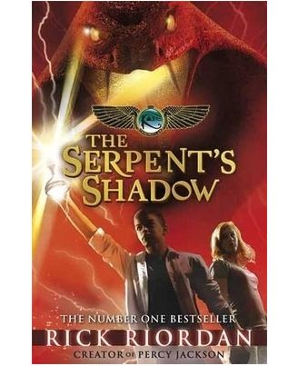 The Serpent s Shadow (The Kane Chronicles Book 3)