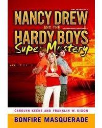 Bonfire Masquerade (5) (Nancy Drew/Hardy Boys)