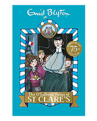 The O'sullivan Twins At St Clare's: Book 2