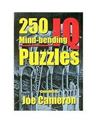 250 Mind- bending IQ Puzzles