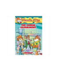 Geronimo Stilton# 63: The Cheese Experiment