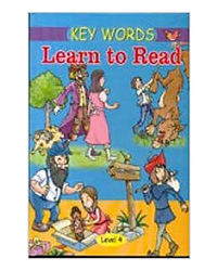 Key Words Learn To Read Level 4
