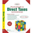 Practical Guide on Direct Taxes (CA Final) (For May 2015 & Nov 2015)