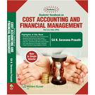 Padhuka's Students Handbook On Cost Accounting & Financial Management (ipc) , 12e