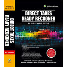 Direct Taxes Ready Reckoner AY 2016- 17 & AY 2017- 18