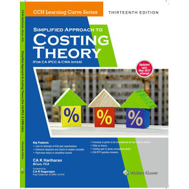 Simplified Approach to Costing Theory (IPCC) , 13E