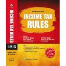 Income Tax Rules, 4E