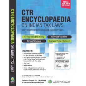 CTR Encyclopaedia- Standard One Year Subscription
