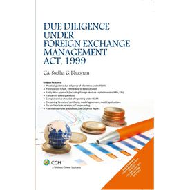 Due Diligence under Foreign Exchange Management Act, 1999. By: CA. Sudha G. Bhushan. (Dec, 2013)