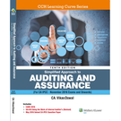 Simplified Approach to Auditing and Assurance (For CA IPCC) , 10E