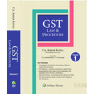 GST- Law & Procedure (2 Volume)