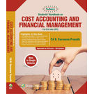 Students' Handbook on Cost Accounting and Financial Management