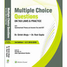 Multiple Choice Questions on Tax Laws & Practice, 3e