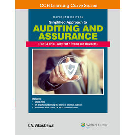 Simplified Approach to Auditing and Assurance- For CA IPCC, 11E