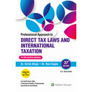 Professional Approach to Direct Tax Laws and International Taxation, 37e- 9789387963276