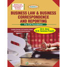 Padhuka' s Business Law & Business Correspondence and Reporting