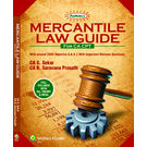 Padhuka's Mercantile Law Guide for CA CPT, 8e
