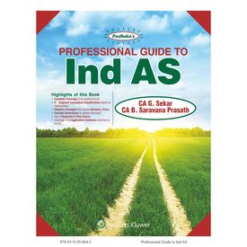 Professional Guide to Ind AS