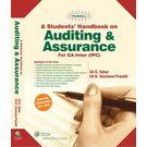 Padhuka's A Students' Handbook on Auditing & Assurance (For CA Inter (IPC) )