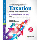 Systematic Approach to Taxation, 37E