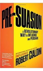 Pre- Suasion Paperback– 26 Sep 2016