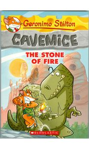 Cavemice# 01 The Stone Of The Fire