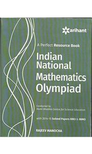 Indian National Mathematics Olympiad Paperback– 23 Apr 2015