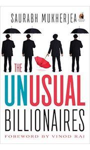 The Unusual Billionaires Hardcover– 17 Aug 2016
