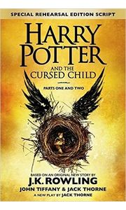 Harry Potter and the Cursed Child- Parts I & II (Special Rehearsal Edition) Hardcover– 31 Jul 2016