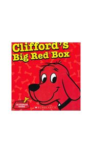 Cliffords Big Red Box (10 Books)