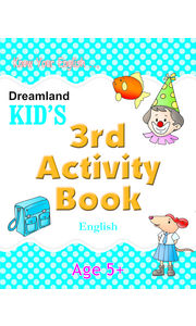 3rd Activity Book- English