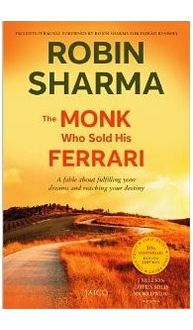 The Monk Who Sold His Ferrari Hardcoverヨ 8 Sep 2009