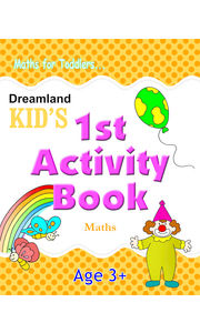 1st Activity Book- Maths