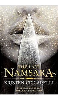 The Last Namsara: Iskari Book One Paperback