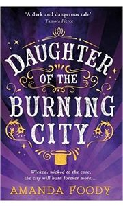 Daughter Of The Burning City- Paperback