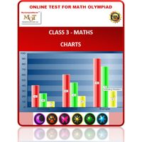 Class 3, Charts, Online test for Maths Olympiad