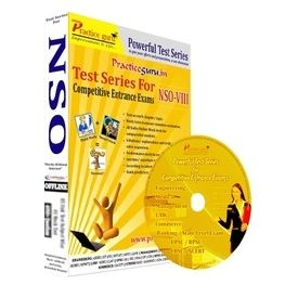 Class 8- NSO Olympiad preparation- (1 CD Pack)