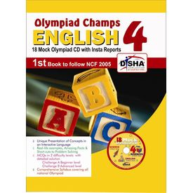 Class 4- Olympiad champs- English