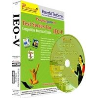 Class 5- IEO Olympiad preparation- (1 CD Pack)
