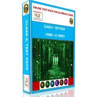 Class 4, Online Test Combo, Cyber- MOT+ OH