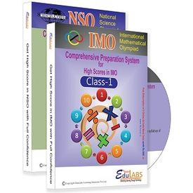 Class 1- NSO & IMO Olympiad preparation- CD (edl)